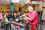 Martin Shanahan at the Cooking demo at Garvey's SuperValu, Food & Wine Fair on Tuesday