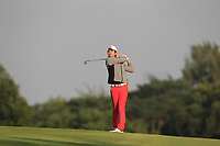 Soomin Lee (KOR) on the 13th fairway during Round 1 of the UBS Hong Kong Open, at Hong Kong golf club, Fanling, Hong Kong. 23/11/2017<br /> Picture: Golffile | Thos Caffrey<br /> <br /> <br /> All photo usage must carry mandatory copyright credit     (&copy; Golffile | Thos Caffrey)