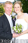 Nicola, daughter of Sean and Tina Egan, Caherciveen and Frank, son of Mary and the late Bernie O'Connor, Caherciveen, who were married on Saturday in the Daniel O'Connell Memorial church, Caherciveen. Fr. Niall Howard officiated at the ceremony. Bestman was Bernard O'Connor, brother of the groom. Groomsman was Gearoid Constable. Bridesmaids were Lisa and Selina Egan, sisters of the bride. Flowergirls were Aoife Keating and Anna McHugh. Pageboy was Aodan O'Neill. The reception was held in the Ring of Kerry Hotel, Caherciveen. The couple will reside in Cork.   Copyright Kerry's Eye 2008