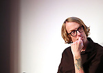Patrick DeWitt during the Scotiabank Giller Prize 25 Finalists: Between The Pages at the New Museum on November 7, 2018 in New York City.