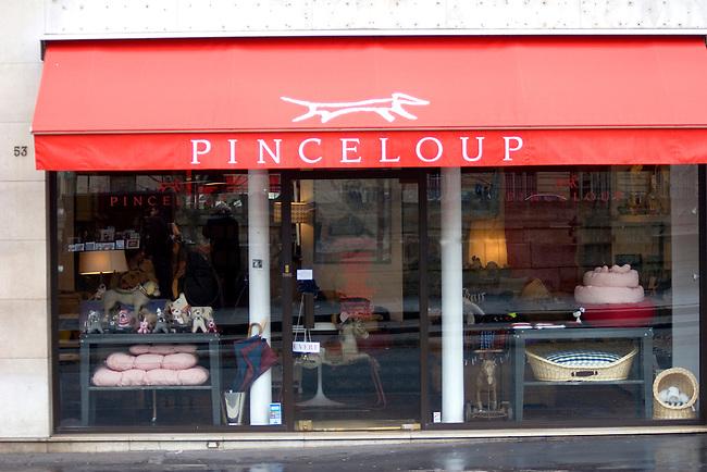Pet Shop, Pinceloup, St. Germain, Paris, France, Europe