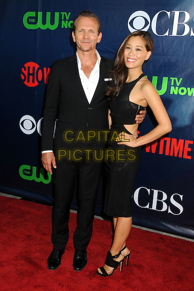 17 July 2014 - West Hollywood, California - Sebastian Roche, Alicia Hannah. CBS, CW, Showtime Summer Press Tour 2014 held at The Pacific Design Center. <br /> CAP/ADM/BP<br /> &copy;Byron Purvis/AdMedia/Capital Pictures