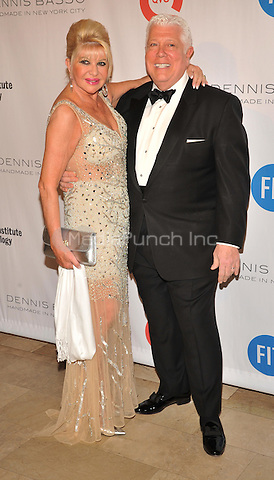 New York,NY- May 9:  Ivana Trump, Dennis Basso at the 2016 FIT Annual Gala in New York City on May 9, 2016. Credit: John Palmer / MediaPunch