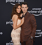 a _ Danielle Jonas, Kevin Jonas 005 arrives at the Premiere Of Amazon Prime Video's Chasing Happiness at Regency Bruin Theatre on June 03, 2019 in Los Angeles, California.