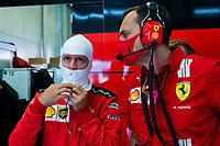 10th July 2020; Styria, Austria; FIA Formula One World Championship 2020, Grand Prix of Styria free practice sessions;  5 Sebastian Vettel GER, Scuderia Ferrari Mission Winnow