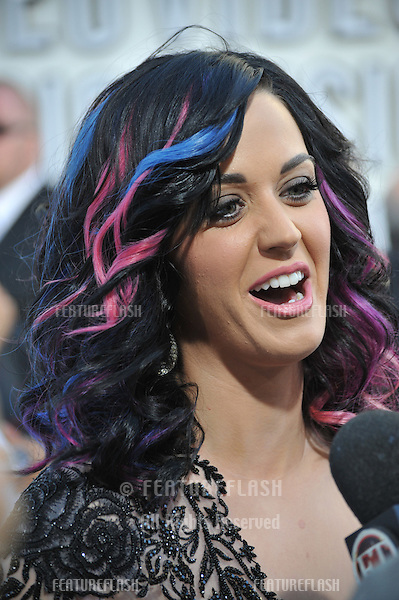 Katy Perry at the 2010 MTV Video Music Awards at the Nokia Theatre L.A. Live in downtown Los Angeles..September 12, 2010  Los Angeles, CA.Picture: Paul Smith / Featureflash