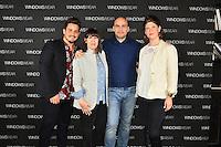 Gerardo Mellado, Roe Palermo, Lucy Golbert, Jose Calvin    -Lord&Taylor