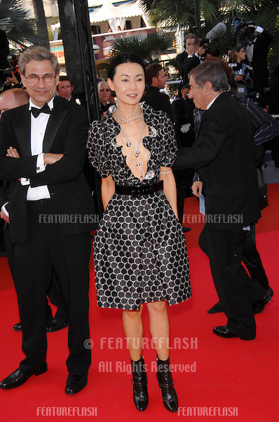 "Maggie Cheung at screening for ""No Country for Old Men"" at the 60th Annual International Film Festival de Cannes. .May 19, 2007  Cannes, France..© 2007 Paul Smith / Featureflash"