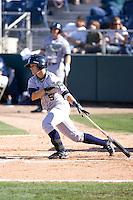 July 18, 2010: Eugene Emeralds' Chris Tremblay (5) at-bat during a Northwest League game against the Everett AquaSox at Everett Memorial Stadium in Everett, Washington.