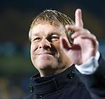 Nederland, Waalwijk, 10 november  2012.Eredivisie.Seizoen 2012-2013.RKC Waalwijk-FC Utrecht.Erwin Koeman, trainer-coach van RKC Waalwijk