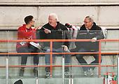 WINKLER, MB– Nov 6 2019: Game 5 - Team Atlantic v Team Saskatchewan during the 2019 National Women's Under-18 Championship at the Winkler Arena in Winkler, Manitoba, Canada. (Photo by Matthew Murnaghan/Hockey Canada Images)