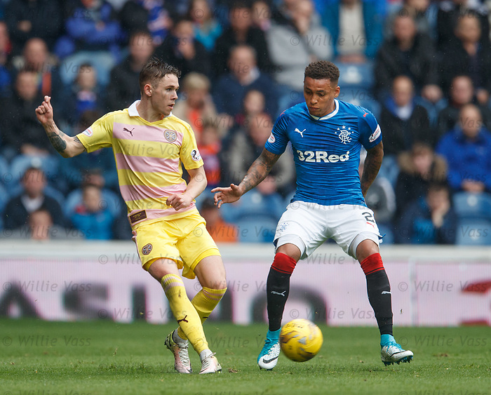 Sam Nicholson and James Tavernier
