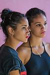 Ballet dancers, Centro ProDanza, Havana, Cuba