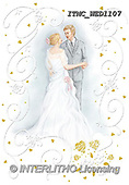 Marcello, WEDDING, HOCHZEIT, BODA, paintings+++++,ITMCWED1107,#W#, EVERYDAY ,couples