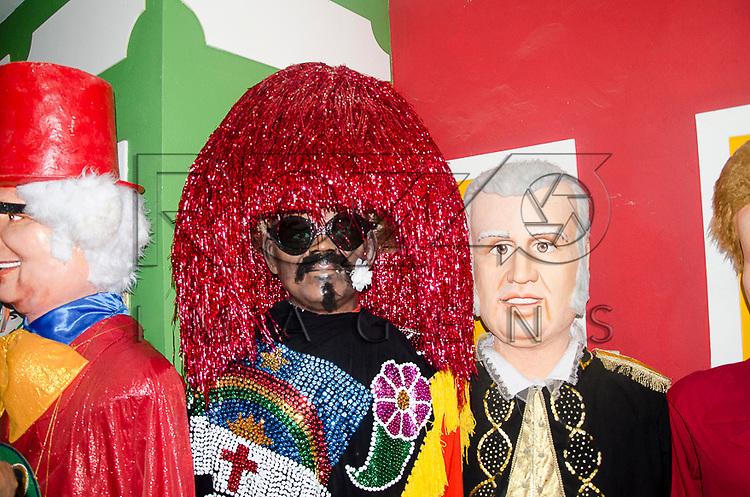 Embaixada dos Bonecos Gigantes de Olinda, Recife - PE, 12/2012.