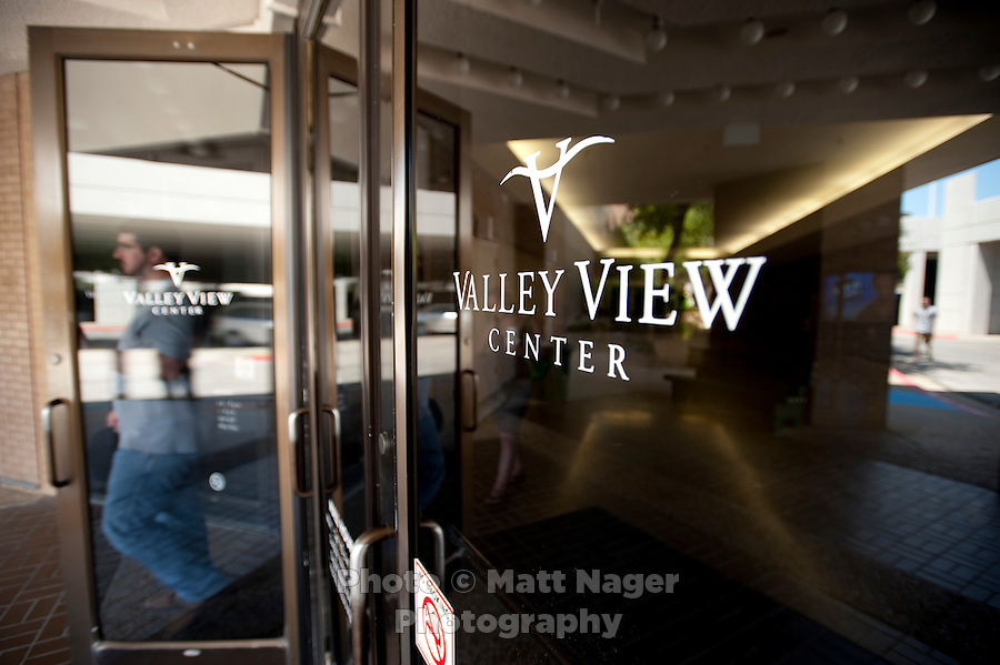 An entrance to the Valley View Center Mall in Dallas, Texas, Saturday, August 21, 2010. ..MATT NAGER for the Wall Street Journal