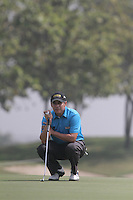 Adilson Da Silva (Bra) on the 5th during Round 3 of the 2013 Avantha Masters, Jaypee Greens Golf Club, Greater Noida, Delhi, 16/3/13..(Photo Jenny Matthews/www.golffile.ie)