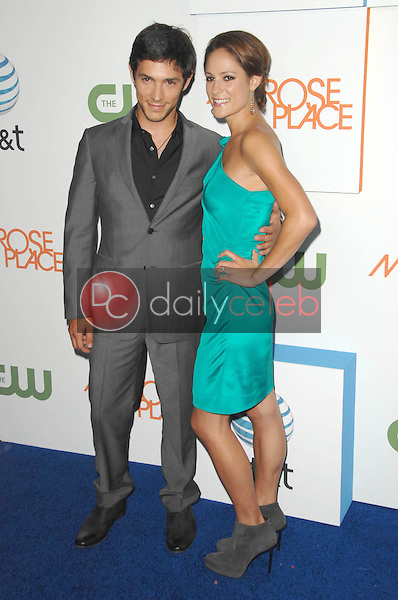 Michael Rady<br />at the 'Melrose Place' Premiere Party. Melrose Place, Los Angeles, CA. 08-22-09<br />Dave Edwards/DailyCeleb.com 818-249-4998