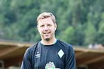 04.07.2019, Parkstadion, Zell am Ziller, AUT, TL Werder Bremen - Tag 00<br /> <br /> im Bild / picture shows 1. Training im TL Zillertal am Mittwoch abend<br /> <br /> Florian Kohfeldt (Trainer SV Werder Bremen)<br /> <br /> Foto © nordphoto / Kokenge