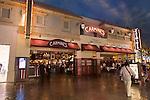 2013-07-16 : Las Vegas Nevada Caesars Forum Shops newest restaurant Carmines Family Style Italian Dining