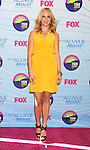 UNIVERSAL CITY, CA - JULY 22: Candice Accola poses in the press room at the 2012 Teen Choice Awards at Gibson Amphitheatre on July 22, 2012 in Universal City, California.