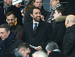 England manager Gareth Southgate takes his seat during the English Premier League match at the KCOM Stadium, Kingston Upon Hull. Picture date: December 30th, 2016. Pic Simon Bellis/Sportimage