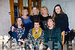 Birthday get together for friends from Tralee at Bella Bia's on Friday Front l-r Aileen Diggins, Margaret Lenihan, Linda O'Connor Back l-r Kate Carmody, Andrea O Donoghue, Joan Carmody, Niamh O'Connor