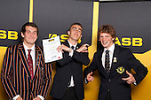 ASB College Sport Young Sportsperson of the Year Awards held at Eden Park, Auckland, on November 24th 2011.