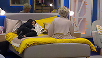 Malika Haqq, Maggie Oliver  <br /> Celebrity Big Brother 2018 - Day 2<br /> *Editorial Use Only*<br /> CAP/KFS<br /> Image supplied by Capital Pictures