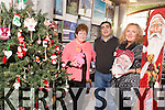 Traders from Listowel promoting a shop local campaign this Christmas Craft Shop Namear Listowel Una Hayes, Namir Karim (Scribes Cafe) and Viveca Amato (Artist)