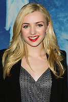 "HOLLYWOOD, CA - NOVEMBER 19: Peyton List at the World Premiere Of Walt Disney Animation Studios' ""Frozen"" held at the El Capitan Theatre on November 19, 2013 in Hollywood, California. (Photo by David Acosta/Celebrity Monitor)"