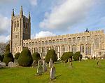 Holy Trinity Church, Long Melford, Suffolk, England, UK