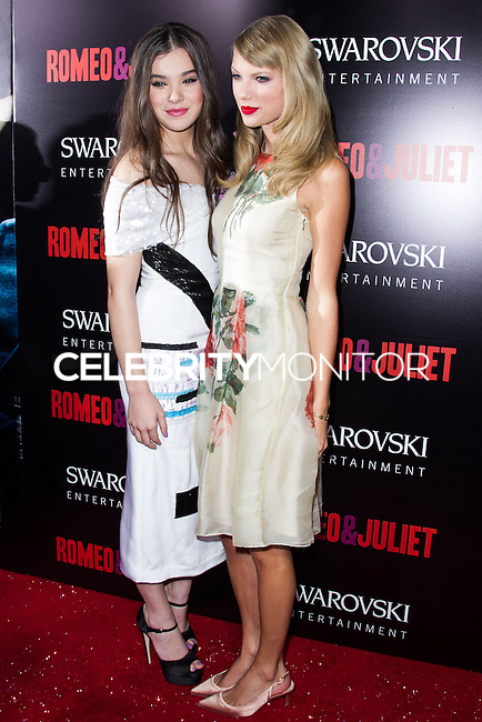 """HOLLYWOOD, CA - SEPTEMBER 24: Premiere Of Relativity Media's """"Romeo & Juliet"""" held at ArcLight Hollywood on September 24, 2013 in Hollywood, California. (Photo by Uki Ninam/Celebrity Monitor)"""