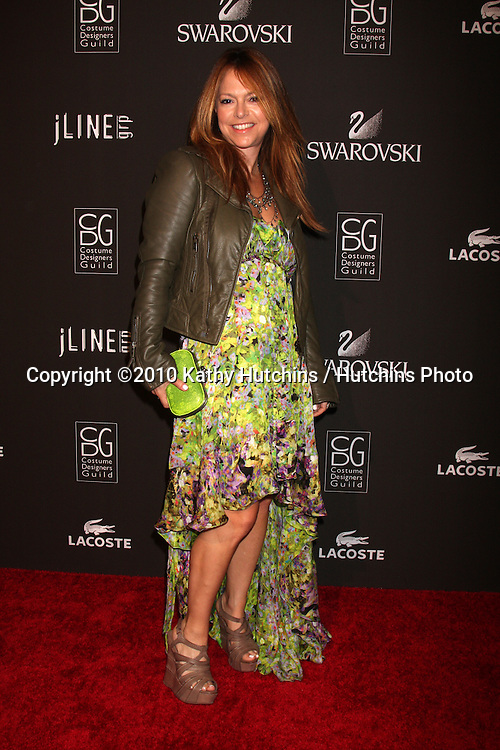 Elyse Walker .arriving at the 2010 Costume Designer's Guild Awards.Beverly Hilton Hotel.Beverly Hills, CA.February 25, 2010.©2010 Kathy Hutchins / Hutchins Photo....