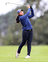 Fiona Xu. New Zealand Amateur Golf Championship, Remuera Gold Club, Auckland, New Zealand. Friday 1st November 2019. Photo: Simon Watts/www.bwmedia.co.nz/NZGolf