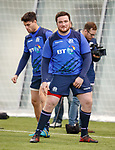Scotland rugby training 5.3.2018<br /> Zander Fagerson