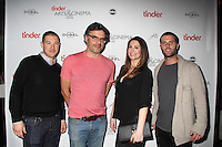 Phil Schwarz, Jemaine Clement, Rosette Pambakian, Josh Metz<br /> TINDER ARTS & CINEMA CENTRE hosts the cast party for TIG & PEOPLE PLACES AND THINGS, Vinto, Park City, UT 01-25-15<br /> David Edwards/DailyCeleb.com 818-915-4440