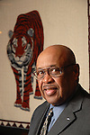 Texas Southern University interim president J. Timothy Boddie Jr.