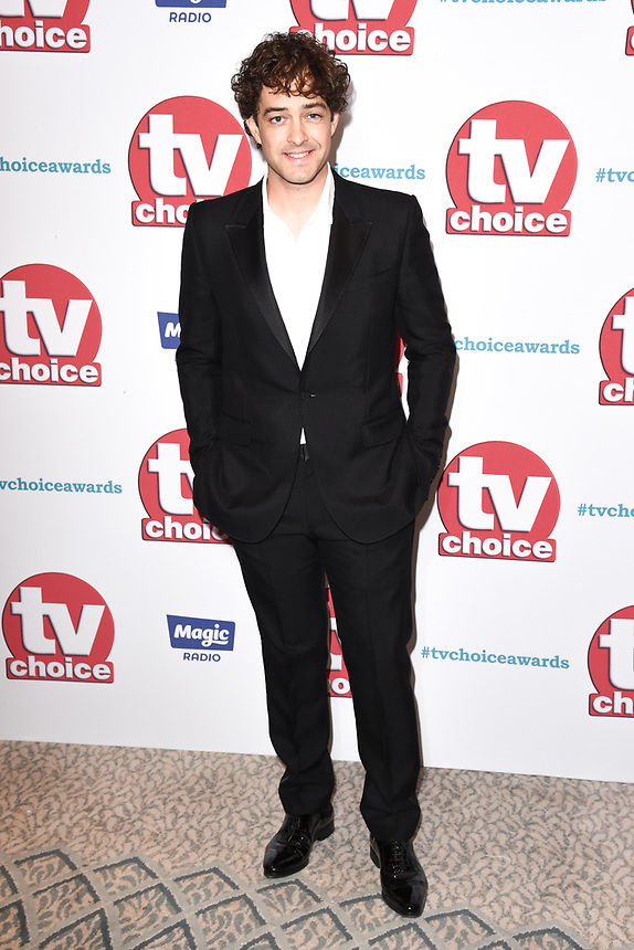 Lee Mead<br /> arriving for the TV Choice Awards 2017 at The Dorchester Hotel, London. <br /> <br /> <br /> ©Ash Knotek  D3303  04/09/2017