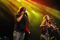 Phillip Henry and Hannah Martin. Wallingford Bunkfest 2013.