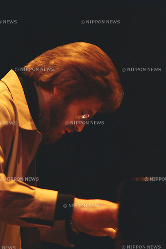 Bill Evans, Sep 1978 : Bill Evans performing. Tokyo, Japan,