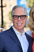 LOS ANGELES, CA. October 10, 2019: Tommy Hilfiger at the Hollywood Walk of Fame Star Ceremony honoring Tommy Mottola.<br /> Pictures: Paul Smith/Featureflash