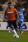 Picture by David Horn/eXtreme Aperture Photography +44 7545 970036<br /> 26/11/2013<br /> Andre Gray of Luton Town during the Skrill Premier match at Kenilworth Road, Luton.