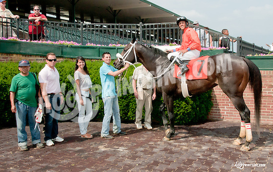 Le Tricheur winning at Delaware Park on 6/27/13