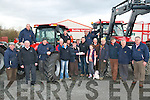 Presentation : Pictured at the presentation of sponsorship by Buckle';s Agri. Listowel to the Abbeydorney Ploughing Committee on Saturday last were in front ; Sonny Egan, Aeneas Horan, Mundy Hayes, Wilie Keane, Sean Mulvihill, Jimmy Lawlor, President, Henry Buckley, Buckley's Agri., Clodagh Buckley, Paudie Buckley, Buckley's Agri., Pat Hayes, Dodo O'Connell, Jer McCarthy & Tom O'Mahony, Secretary.  Back : Tom Rice, Donal Mulvihill, Jack Corridon, land owner on whose land the ploughing will be held, John Lawlor, Ger Maunsell & Frank Egan.