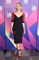 Jodie Whittaker at the London Film Festival 2017 screening of &quot;Journeyman&quot; at Picturehouse Central, London, UK. <br /> 12 October  2017<br /> Picture: Steve Vas/Featureflash/SilverHub 0208 004 5359 sales@silverhubmedia.com