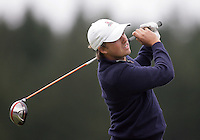 20 May, 2010:  Southern Methodist Universities Draegen Majors drives the ball down the fairway on hole one during the NCAA West Regional First Round at Gold Mountain Golf Course in Bremerton, Washington.