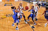 FIU Women's Basketball v. MTSU (1/29/11)