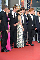 "Kristen Stewart attending the ""On the Road"" Premiere during the 65th annual International Cannes Film Festival in Cannes, 23.05.2012...Credit: Timm/face to face"