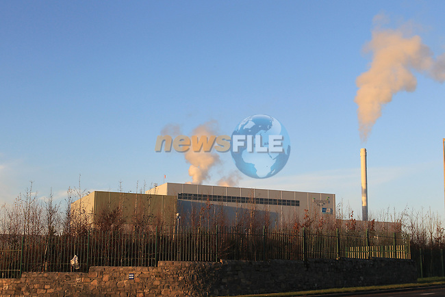 Indevar waste Facility (incinerator) on the Platin road outside Drogheda.Picture: Fran Caffrey/www.newsfile.ie.
